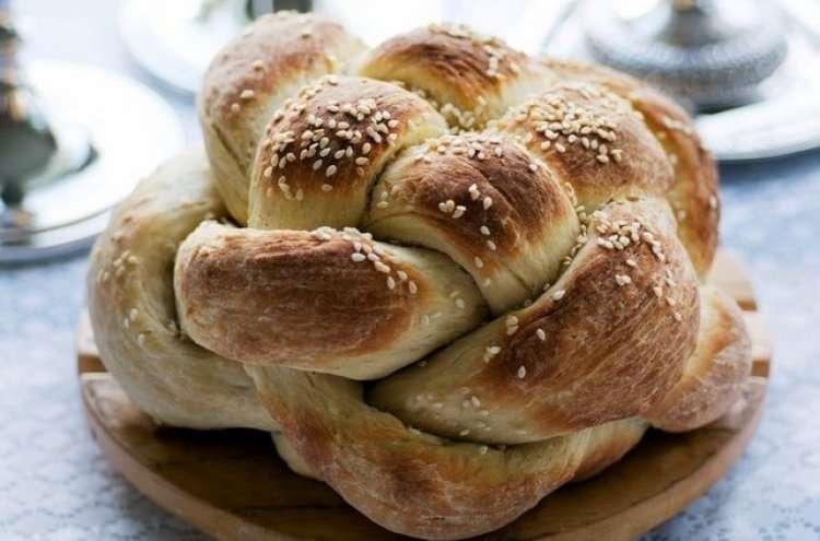 Биркат ха-Мазон - Благословение после трапезы с хлебом