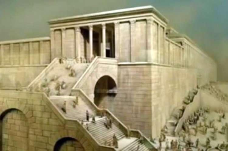 Первый Храм, Второй Храм, Третий Храм
