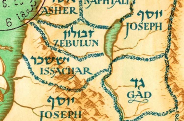 Иссахар и Звулун