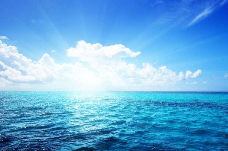 Вода над небосводом