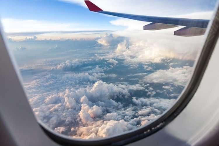 Дорожная молитва перед полётом