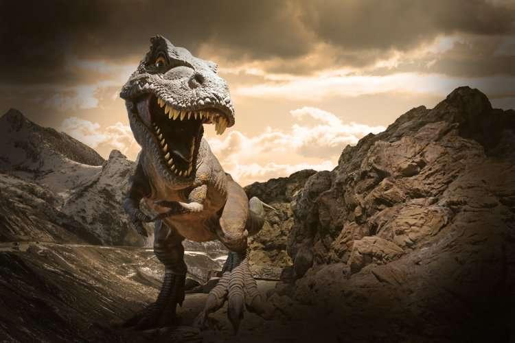 Недельная глава Ноах - Мир Реэмов - Динозавров