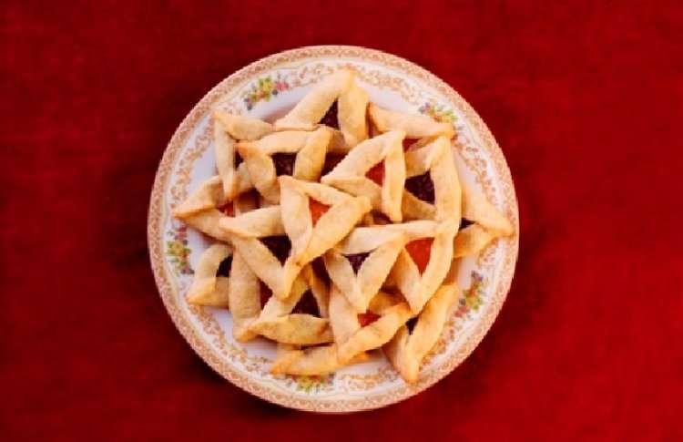 Рецепт приготовления Озней Аман на Пурим по быстрому
