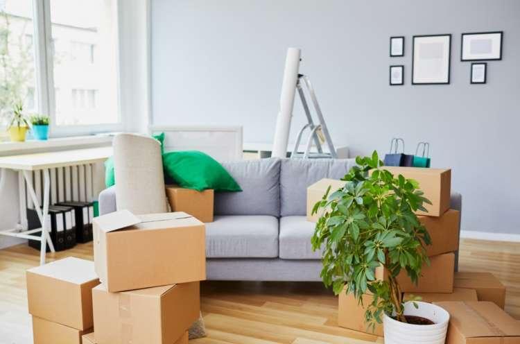 10 сгулот при приобретении или въезде в новую квартиру