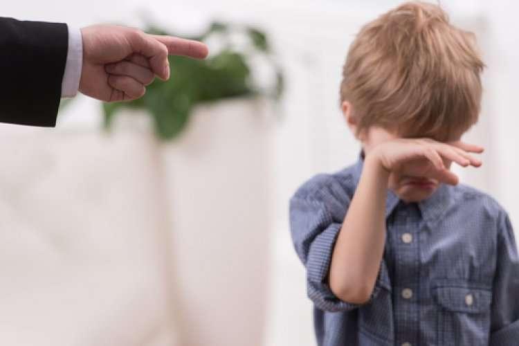 Что говорит иудаизм о наказании, как средстве воспитания детей?